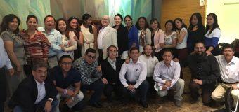 Capacitación en Coaching y Liderazgo para el servicio campesino con la Universidad Ibero de México D.F.