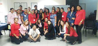 Taller de Finanzas personales y financiera CRISFE  a directivos de De Prati, Guayaquil