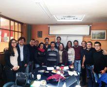 Jornada de planificación de la consultoría Organizaciones FUNORSAL – FUNDER, Salinas de Guaranda
