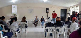 Inauguración cursos ocupacionales GAD COTACACHI – FUNDER Nangulvi, Imbabura