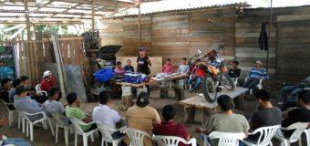 Curso Reparación y Mantenimiento de Motos,  GAD COTACACHI – FUNDER Nangulvi, Imbabura