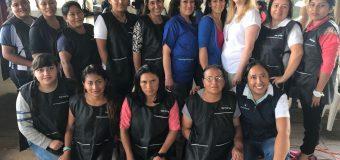 Visita de evaluación, proyecto becas ocupacionales,  Pan para el mundo – Alemania Guasaganda, Cotopaxi