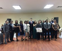 FUNDER Priostes 2017 Cena navideña del GSFEPP, Quito