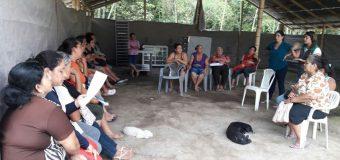 Socialización de créditos CRISFE grupo de   profesionalizados en Panadería y Pastelería Comunidad Piquigua, Manabí
