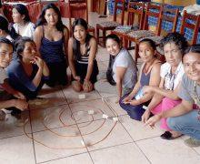 Taller de Formación formadoras  con mujeres Kichwas, en Derechos Económicos Puyo, Pastaza