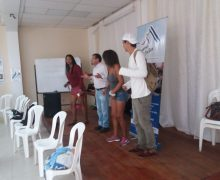 Arrancamos con el Reto de Jóvenes Constructores en Lago Agrio – FUNDER, CRS, YouthBuild