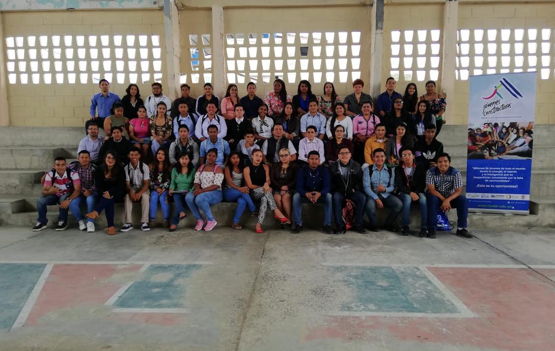 Reto Jóvenes Constructores YOUTHBUILD – OEI – FUNDER, Machala – El Oro