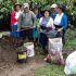 Capacitación del programa de SIPAS – Horticultura Orgánica, Comunidad Huartiguro,  Parroquia Guanazan, El Oro