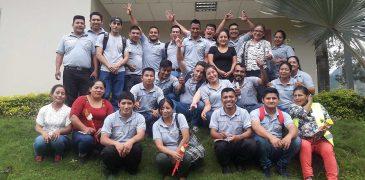 """Finanzas populares y solidarias se fortalecen en el Comité de Trabajadores de Ecuacorriente S.A. """"TAKAKMAMU"""""""