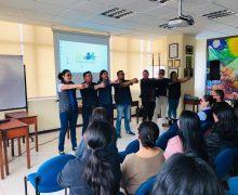 Lanzamiento del programa de voluntariado del GSFEPP a cargo de FUNDER