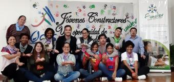 Taller de Formación de Formadores  para promotores Youthbuild, Quito