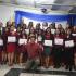 Graduación del proceso de Belleza y Estética  Parroquia San Gerardo,  Cantón Girón, Azuay