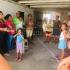 Taller de Fortalecimiento Organizativo  FUNDER- AEI, Barrio Virgen del Cisne, Pernales, Manabí