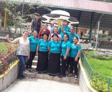 Tutoría de Inducción del Colegio Virtual Solidaridad Parroquia Tutupali del cantón Yacuambi, Zamora Chinchipe