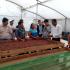Taller Artesanías con Paja Toquilla FUNDER – MIES, Pastaza