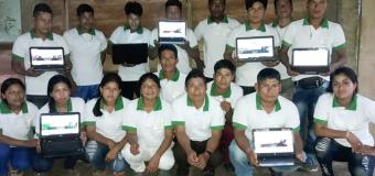 El pasado 22 de enero de 2020 se realizo una tutoría a estudiantes del Colegio Virtual Solidaridad  de la Nacionalidad Chachi, Calle Mansa, Esmeraldas